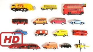 Songs for kids |  street vehicles for children | learn transport and their uses | kids videos