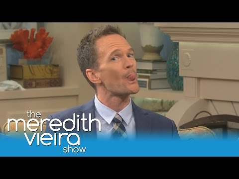 Xxx Mp4 Neil Patrick Harris Reveals His Worst Kiss Ever The Meredith Vieira Show 3gp Sex