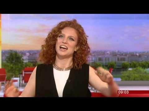 Jess Glynne I Cry When I Laugh BBC Breakfast 2015