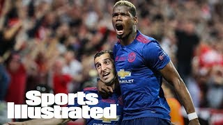 Manchester United Wins 2017 Europa League | SI Wire | Sports Illustrated