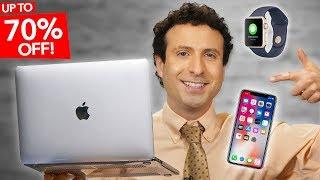 Best Apple Black Friday Deals of 2017 (Macbook, iPhone, iPad