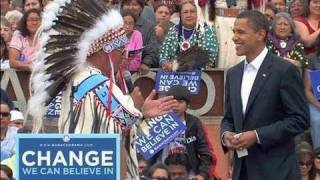 Is President Obama a Native American? Conspiracy Theory!