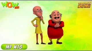 Motu Patlu SUPER FAST videos #18 - As seen on Nickelodeon