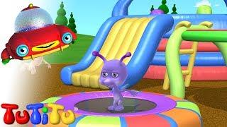 TuTiTu Toys   Trampoline