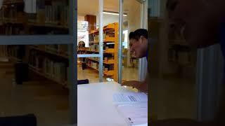 Suceso Paranormal en Biblioteca de Tecomitl (Ciudad de México) Parte 2 :v