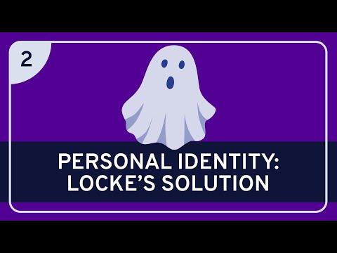 PHILOSOPHY - History: Locke on Personal Identity #2