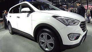 2016, 2017 Hyundai Santa Fe video review