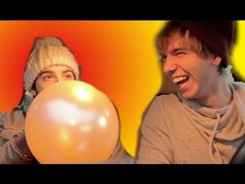 Helium In McDrive Milkshakevlog 50 FUN