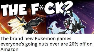 THE WORST Pokemon Ultra Sun and Ultra Moon Article EVER!