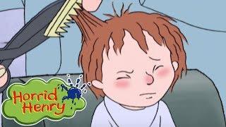 Horrid Henry - Hair Cut | Cartoons For Children | Horrid Henry Episodes | HFFE