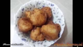 Onion Ulundu bonda/Ulundu bonda recipe/Ulundu bonda recipe in tamil
