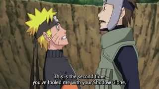 Naruto love speech