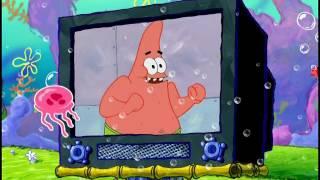 SpongeBob SquarePants - Fact or Fishy (DVD Menu)
