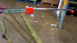 TIMBERPRO 5in1 Multitool Chainsaw Cutting Logs
