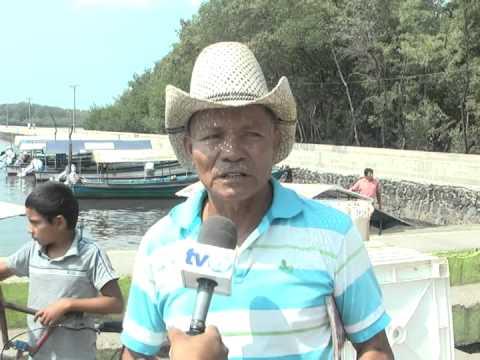 Lancheros de Puerto El Triunfo invitan a Visitar la Bahía de Jiquilisco