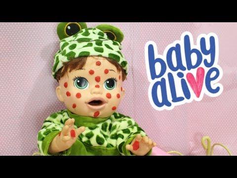 Xxx Mp4 BABY ALIVE SARA PEGA CATAPORA E VAI NO PEDIATRA DOUTOR LEGAL NOVELINHA DA BONECA BABY ALIVE SARA 3gp Sex