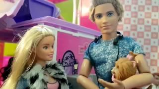 ละครบาร์บี้ เรื่องราวความรักของบาร์บี้ #พบกันครั้งแรก ep.1 (Barbie love story # Meet ken ❤ Yada Ch ❤