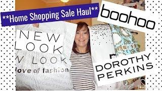 Online Sale Haul | Boohoo | Dorothy Perkins | New Look