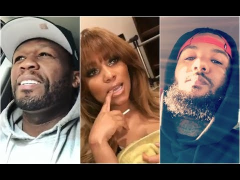 Xxx Mp4 50 Cent The Game React To Teairra Mari Leaked Tape 3gp Sex
