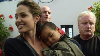 Angelina Jolie Gets Candid About Brad Pitt Split Says