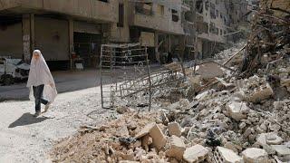 الجيش السوري يوقف الأعمال القتالية بمنطقة خفض التصعيد بالغوطة الشرقية