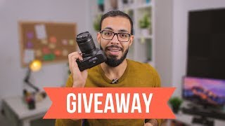 Giveaway بمناسبة المليون.