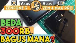 Asus Zenfone 3 VS Asus Zenfone 4 Max Pro