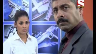 CID Kolkata Bureau - (Bengali) - Bipadseema Perie - Episode 121
