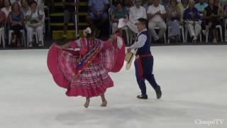 Asia 2017. Alexandra Cayetano y Felix Villegas, Campeones Mundiales de Marinera de la Unidad
