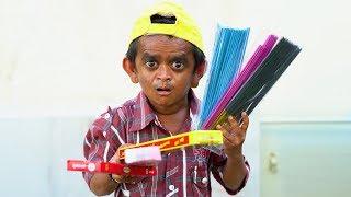 CHOTU KI AGARBATTI | छोटू की अगरबत्ती | Khandesh Hindi Comedy | Chotu Dada Comedy Video