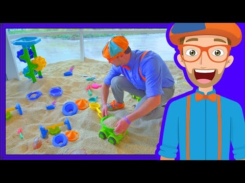 Xxx Mp4 Blippi Plays At The Children S Museum Learn Colors For Toddlers 3gp Sex
