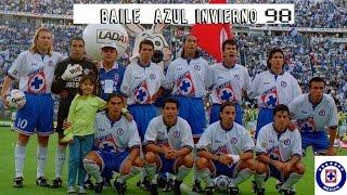 Baile Azul America vs Cruz Azul Invierno 98