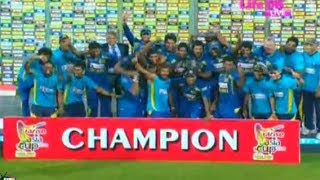Asia Cup, Final: Pakistan vs Sri Lanka at Dhaka, Mar 8, 2014 Full Match Highlights HD !