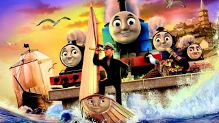 Sodor's Legend of the Lost Treasure: The Movie Storybook (Audio)