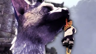 WAY TOO HIGH!! | The Last Guardian - Part 4