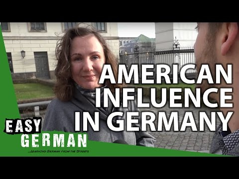 watch Easy German 118 - American culture and its influence on Germany