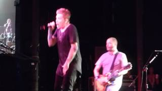 Sugar Ray -  Unbelievable (EMF Cover) LIVE Corpus Christi 8/18/16