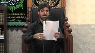 شعر - شهادة الامام الباقر 1435 - محمد حبيب