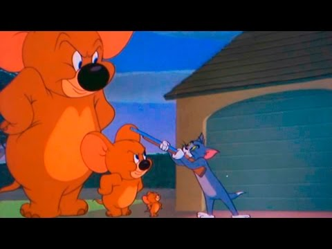 Tom and Jerry Episode 74 Jerry and Jumbo 1951