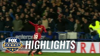 Huddersfield Town vs. Manchester United | 2017-18 FA Cup Highlights