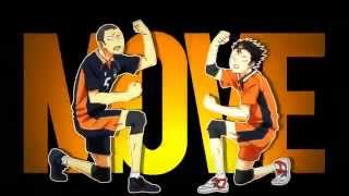 timber haikyuu amv ¯\_(ツ)_/¯