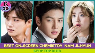Who is the Best On Screen Chemistry with Nam Ji Hyun