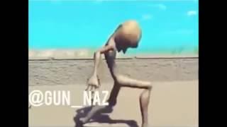 Vídeo engraçado bicho esquisito cantando (cheguei)