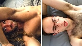 Normal Dude Recreates The Sexiest Photos On Instagram • Single AF