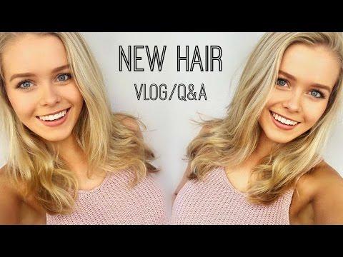 Xxx Mp4 NEW HAIR CUT Vlog Q A 3gp Sex