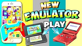 NEW Multi-Emulator: Play NDS, PSP, GBA, & MORE on iPhone, iPad, iPod FREE (NO JAILBREAK/PC) - 2017