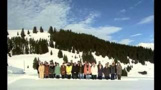 Gemischter Chor Arosa - Mis Büeli geit über Sapünersteg i 1996