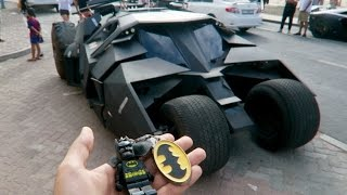 A Day with the Batmobile !!!