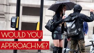Does Changing the Clothes Change the Woman? (Social Experiment!)