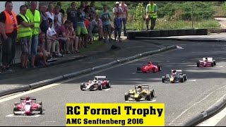 RC Formel 1 Trophy 1:5 Glattbahn AMC Senftenberg 2016 Grand Prix Rennen Vereinsmeisterschaft formula